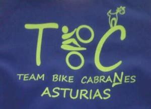 team bike cabranes